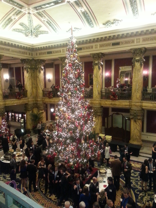 The Jefferson Hotel Christmas
