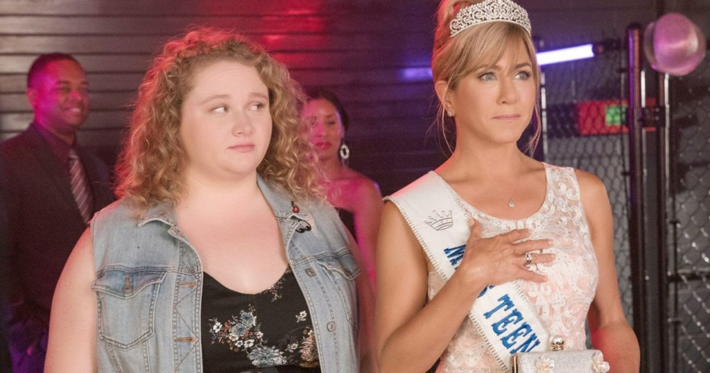 A still from the movie Dumplin'